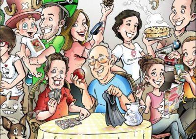 11 caricature-valentino-villanova-famiglia-anniversario-compleanno-regalo-originale