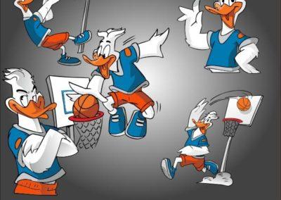 12 mascotte-sport-basket-papera-valentino-villanova-canestro