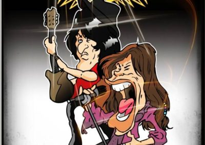 15 caricature-valentino-villanova-aerosmith-music-rock
