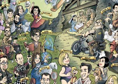 15 caricature-valentino-villanova-azienda-dipendenti-natale-cena-regalo
