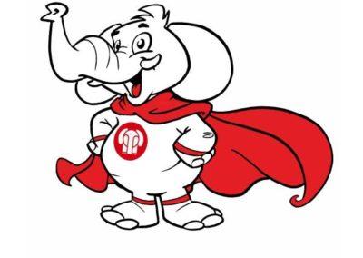 5 mascotte-aziendale-elefante-caricatura-valentino-villanova