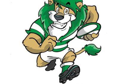6 mascotte-aziendale-rugby-leone-valentino- villanova