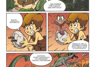 AlexDream__fumetto banca_dinosauri