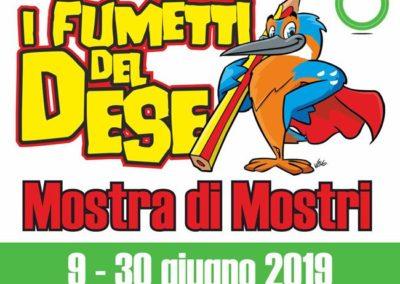 Giugno 2019 - I Fumetti del Dese.