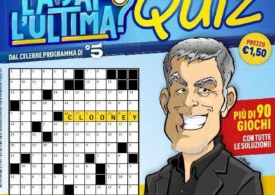 Maggio 2019 – Cover La Sai L'Ultima Quiz