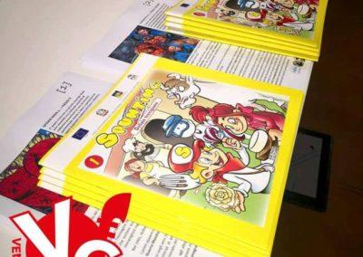 marzo 20Marzo 2019 – Spuntino al Venezia Comics19 spuntino venezia comics