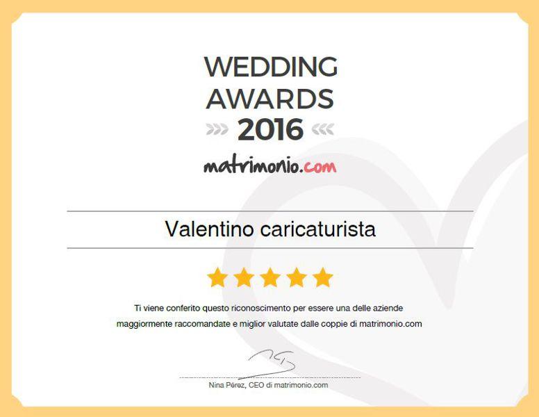 Attestato Matrimonio.com