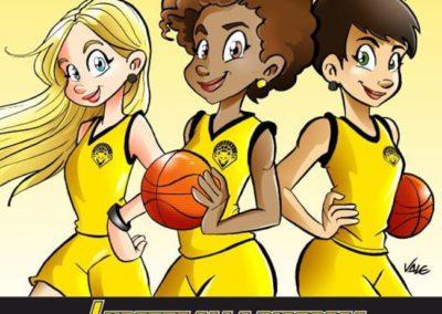 Novembre 2019- Lupe basket