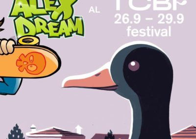 Settembre 2019 - Alex Dream al TCBF