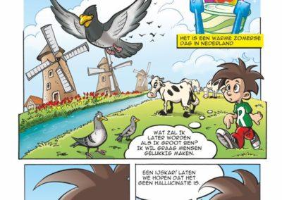 thegameofspoonsvalentino villanova fumetto olanda