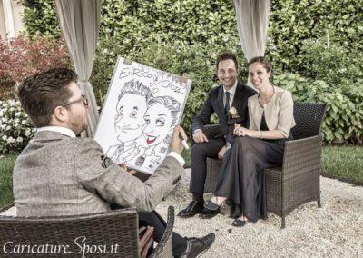 valentino-villanova-caricature-intrattenimento-coppia-risate-sorrisi-happy-felicità-matrimonio