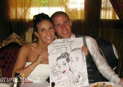 valentino-villanova-caricature-intrattenimento-coppia-villa-amici-matrimonio